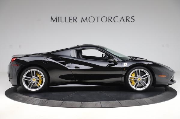 Used 2017 Ferrari 488 Spider for sale $284,900 at Alfa Romeo of Greenwich in Greenwich CT 06830 16
