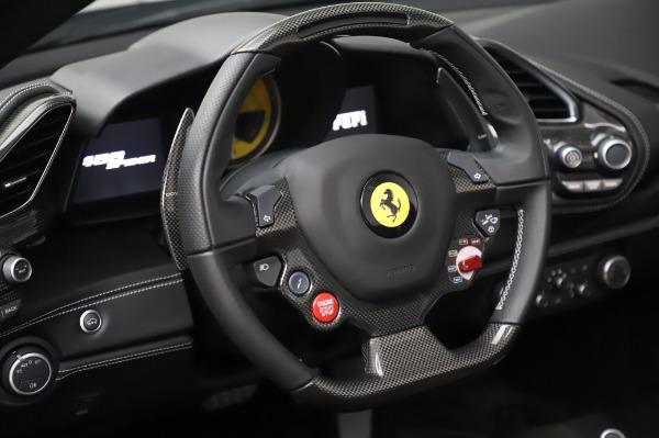 Used 2017 Ferrari 488 Spider for sale $284,900 at Alfa Romeo of Greenwich in Greenwich CT 06830 26