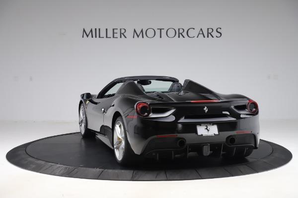 Used 2017 Ferrari 488 Spider for sale $284,900 at Alfa Romeo of Greenwich in Greenwich CT 06830 5