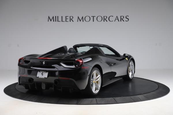Used 2017 Ferrari 488 Spider for sale $284,900 at Alfa Romeo of Greenwich in Greenwich CT 06830 7