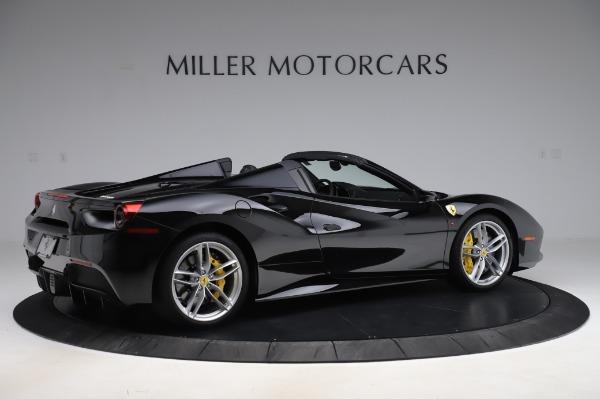 Used 2017 Ferrari 488 Spider for sale $284,900 at Alfa Romeo of Greenwich in Greenwich CT 06830 8