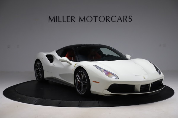 Used 2016 Ferrari 488 GTB Base for sale $239,900 at Alfa Romeo of Greenwich in Greenwich CT 06830 11
