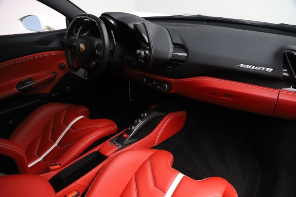 Used 2016 Ferrari 488 GTB Base for sale $239,900 at Alfa Romeo of Greenwich in Greenwich CT 06830 17