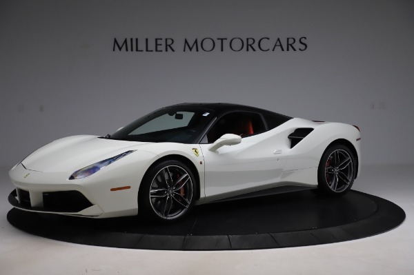 Used 2016 Ferrari 488 GTB Base for sale $239,900 at Alfa Romeo of Greenwich in Greenwich CT 06830 2