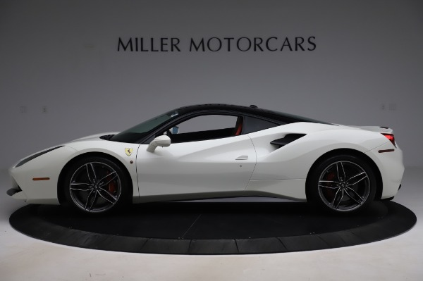 Used 2016 Ferrari 488 GTB Base for sale $239,900 at Alfa Romeo of Greenwich in Greenwich CT 06830 3