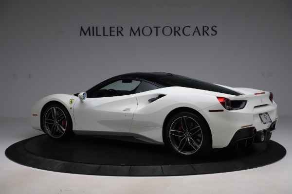 Used 2016 Ferrari 488 GTB Base for sale $239,900 at Alfa Romeo of Greenwich in Greenwich CT 06830 4