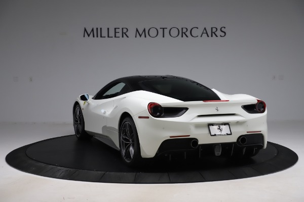 Used 2016 Ferrari 488 GTB Base for sale $239,900 at Alfa Romeo of Greenwich in Greenwich CT 06830 5