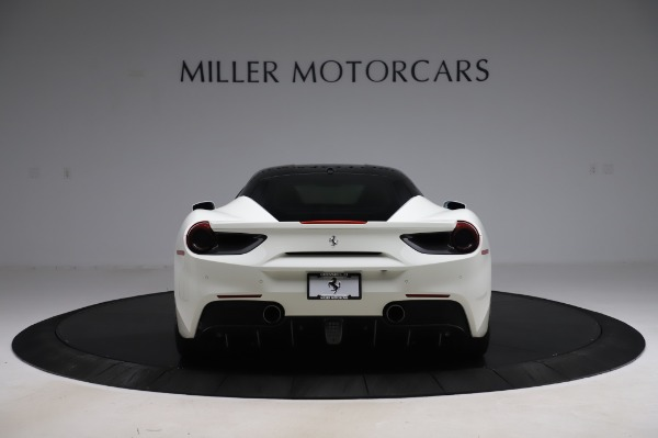 Used 2016 Ferrari 488 GTB Base for sale $239,900 at Alfa Romeo of Greenwich in Greenwich CT 06830 6