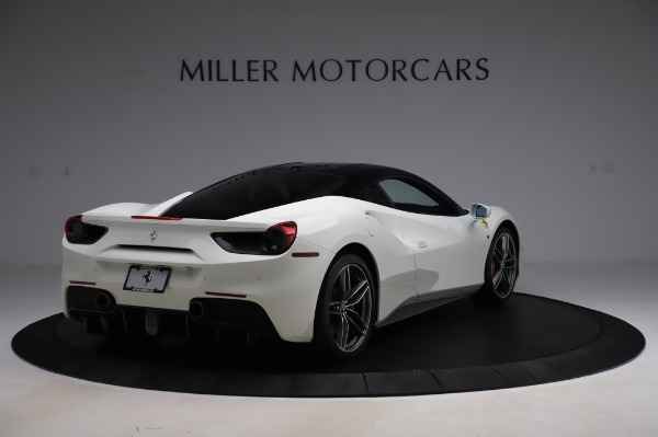 Used 2016 Ferrari 488 GTB Base for sale $239,900 at Alfa Romeo of Greenwich in Greenwich CT 06830 7
