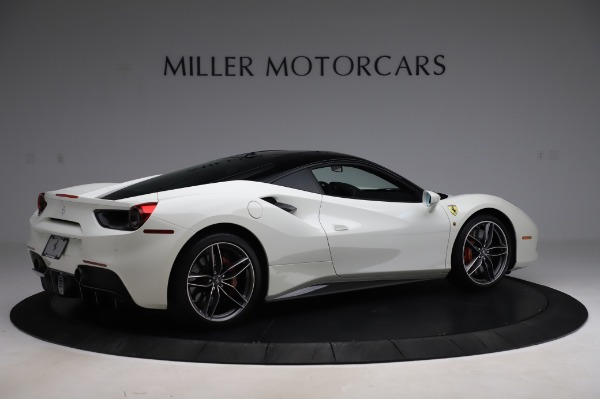 Used 2016 Ferrari 488 GTB Base for sale $239,900 at Alfa Romeo of Greenwich in Greenwich CT 06830 8