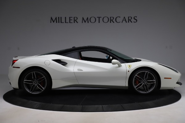 Used 2016 Ferrari 488 GTB Base for sale $239,900 at Alfa Romeo of Greenwich in Greenwich CT 06830 9