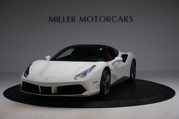 Used 2016 Ferrari 488 GTB Base for sale $239,900 at Alfa Romeo of Greenwich in Greenwich CT 06830 1