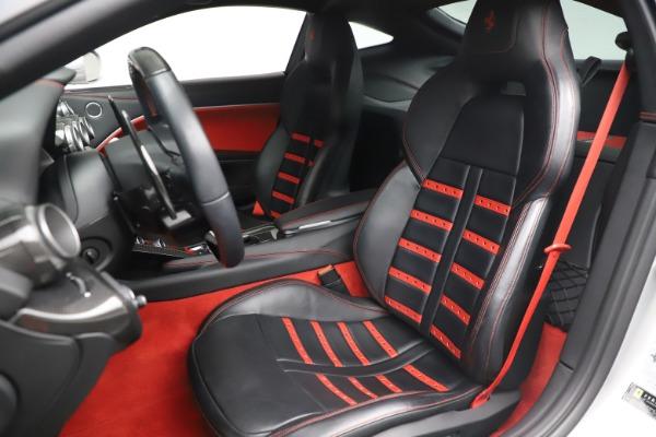 Used 2015 Ferrari F12 Berlinetta for sale $235,900 at Alfa Romeo of Greenwich in Greenwich CT 06830 15