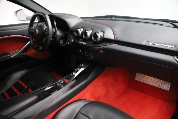 Used 2015 Ferrari F12 Berlinetta for sale $235,900 at Alfa Romeo of Greenwich in Greenwich CT 06830 17