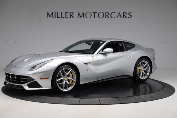 Used 2015 Ferrari F12 Berlinetta for sale $235,900 at Alfa Romeo of Greenwich in Greenwich CT 06830 2