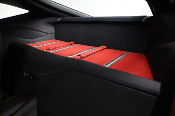Used 2015 Ferrari F12 Berlinetta for sale $235,900 at Alfa Romeo of Greenwich in Greenwich CT 06830 22