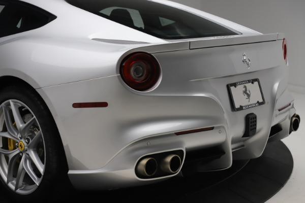 Used 2015 Ferrari F12 Berlinetta for sale $235,900 at Alfa Romeo of Greenwich in Greenwich CT 06830 26