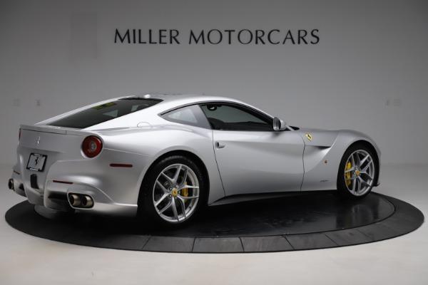 Used 2015 Ferrari F12 Berlinetta for sale $235,900 at Alfa Romeo of Greenwich in Greenwich CT 06830 8