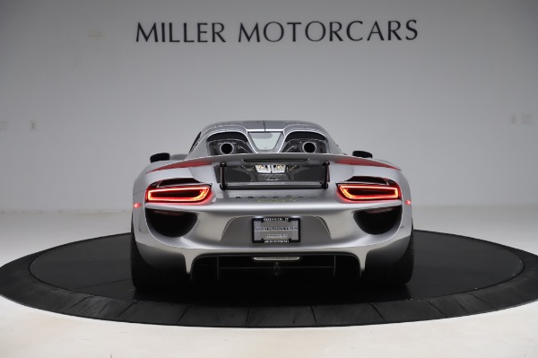 Used 2015 Porsche 918 Spyder for sale $1,389,900 at Alfa Romeo of Greenwich in Greenwich CT 06830 13