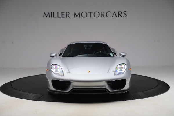 Used 2015 Porsche 918 Spyder for sale $1,389,900 at Alfa Romeo of Greenwich in Greenwich CT 06830 15