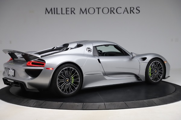 Used 2015 Porsche 918 Spyder for sale $1,389,900 at Alfa Romeo of Greenwich in Greenwich CT 06830 18