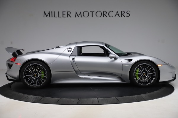Used 2015 Porsche 918 Spyder for sale $1,389,900 at Alfa Romeo of Greenwich in Greenwich CT 06830 19