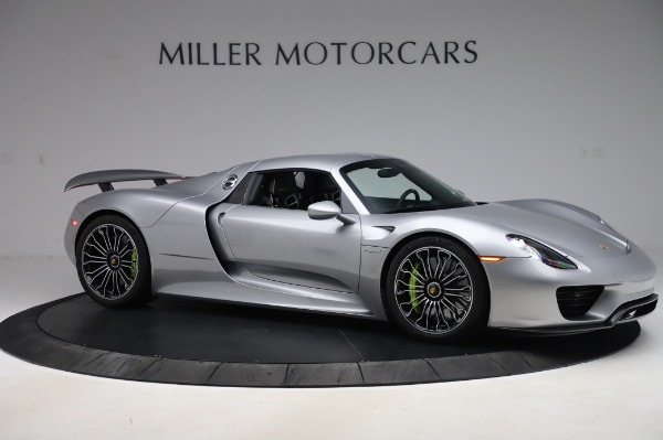 Used 2015 Porsche 918 Spyder for sale $1,389,900 at Alfa Romeo of Greenwich in Greenwich CT 06830 20