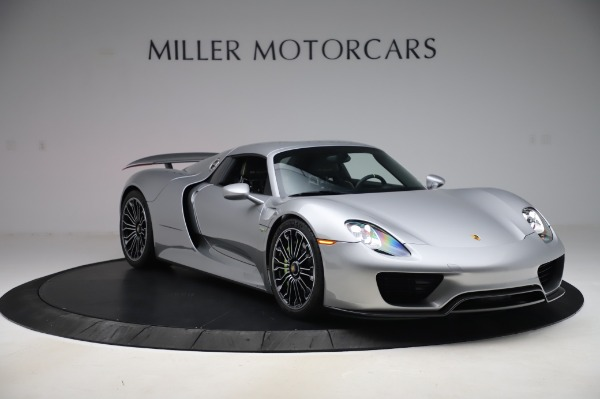 Used 2015 Porsche 918 Spyder for sale $1,389,900 at Alfa Romeo of Greenwich in Greenwich CT 06830 21