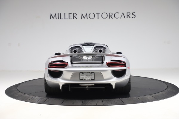 Used 2015 Porsche 918 Spyder for sale $1,389,900 at Alfa Romeo of Greenwich in Greenwich CT 06830 6