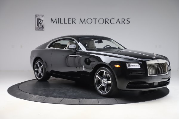 Used 2015 Rolls-Royce Wraith Base for sale $168,900 at Alfa Romeo of Greenwich in Greenwich CT 06830 10