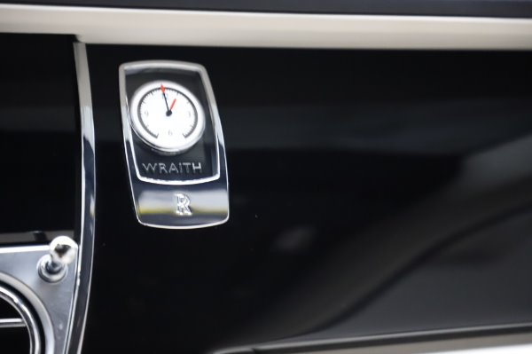 Used 2015 Rolls-Royce Wraith for sale Sold at Alfa Romeo of Greenwich in Greenwich CT 06830 23