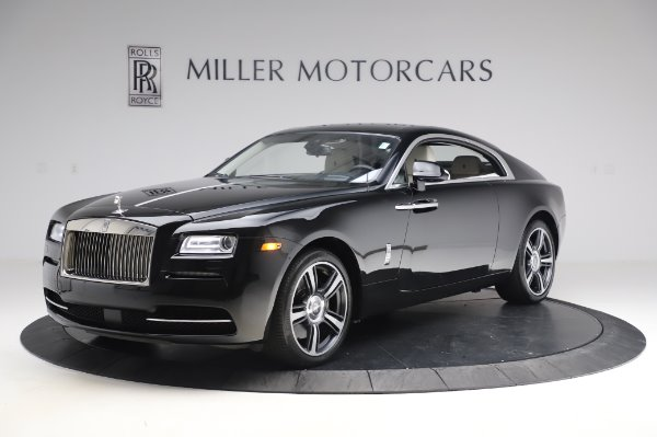 Used 2015 Rolls-Royce Wraith Base for sale $168,900 at Alfa Romeo of Greenwich in Greenwich CT 06830 3