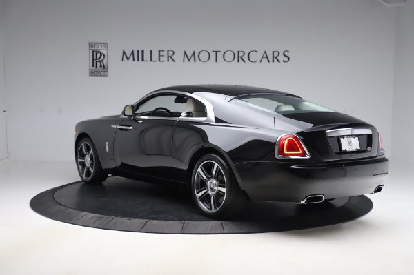 Used 2015 Rolls-Royce Wraith Base for sale $168,900 at Alfa Romeo of Greenwich in Greenwich CT 06830 5