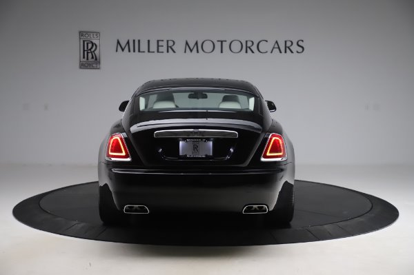 Used 2015 Rolls-Royce Wraith Base for sale $168,900 at Alfa Romeo of Greenwich in Greenwich CT 06830 6