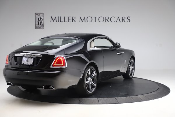 Used 2015 Rolls-Royce Wraith Base for sale $168,900 at Alfa Romeo of Greenwich in Greenwich CT 06830 7