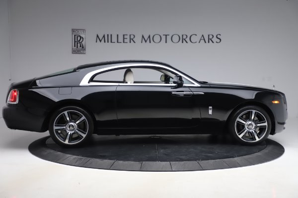 Used 2015 Rolls-Royce Wraith Base for sale $168,900 at Alfa Romeo of Greenwich in Greenwich CT 06830 8