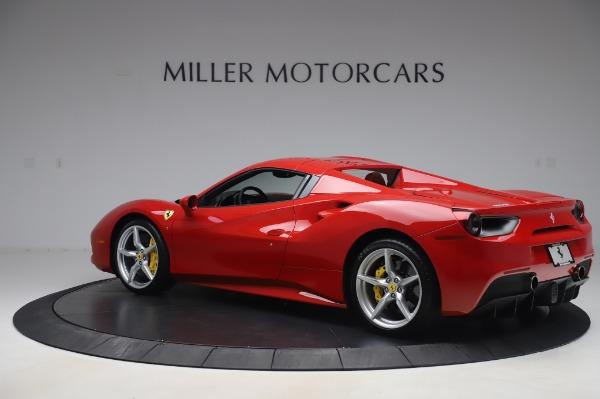 Used 2018 Ferrari 488 Spider Base for sale $289,900 at Alfa Romeo of Greenwich in Greenwich CT 06830 14