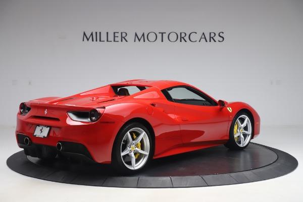 Used 2018 Ferrari 488 Spider Base for sale $289,900 at Alfa Romeo of Greenwich in Greenwich CT 06830 15