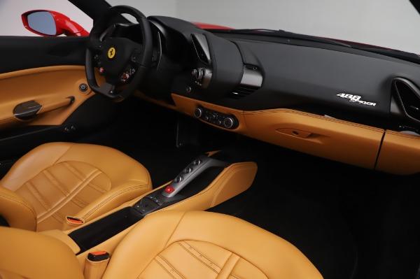 Used 2018 Ferrari 488 Spider Base for sale $289,900 at Alfa Romeo of Greenwich in Greenwich CT 06830 23