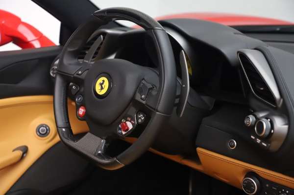 Used 2018 Ferrari 488 Spider Base for sale $289,900 at Alfa Romeo of Greenwich in Greenwich CT 06830 26