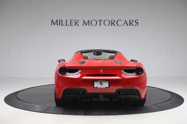 Used 2018 Ferrari 488 Spider Base for sale $289,900 at Alfa Romeo of Greenwich in Greenwich CT 06830 6