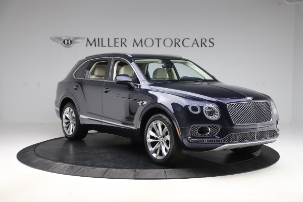 Used 2017 Bentley Bentayga W12 for sale $133,900 at Alfa Romeo of Greenwich in Greenwich CT 06830 12
