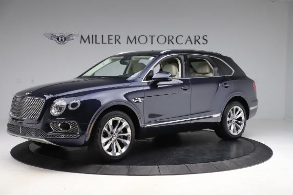 Used 2017 Bentley Bentayga W12 for sale $133,900 at Alfa Romeo of Greenwich in Greenwich CT 06830 2