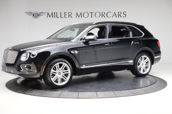 Used 2018 Bentley Bentayga Activity Edition for sale Call for price at Alfa Romeo of Greenwich in Greenwich CT 06830 2