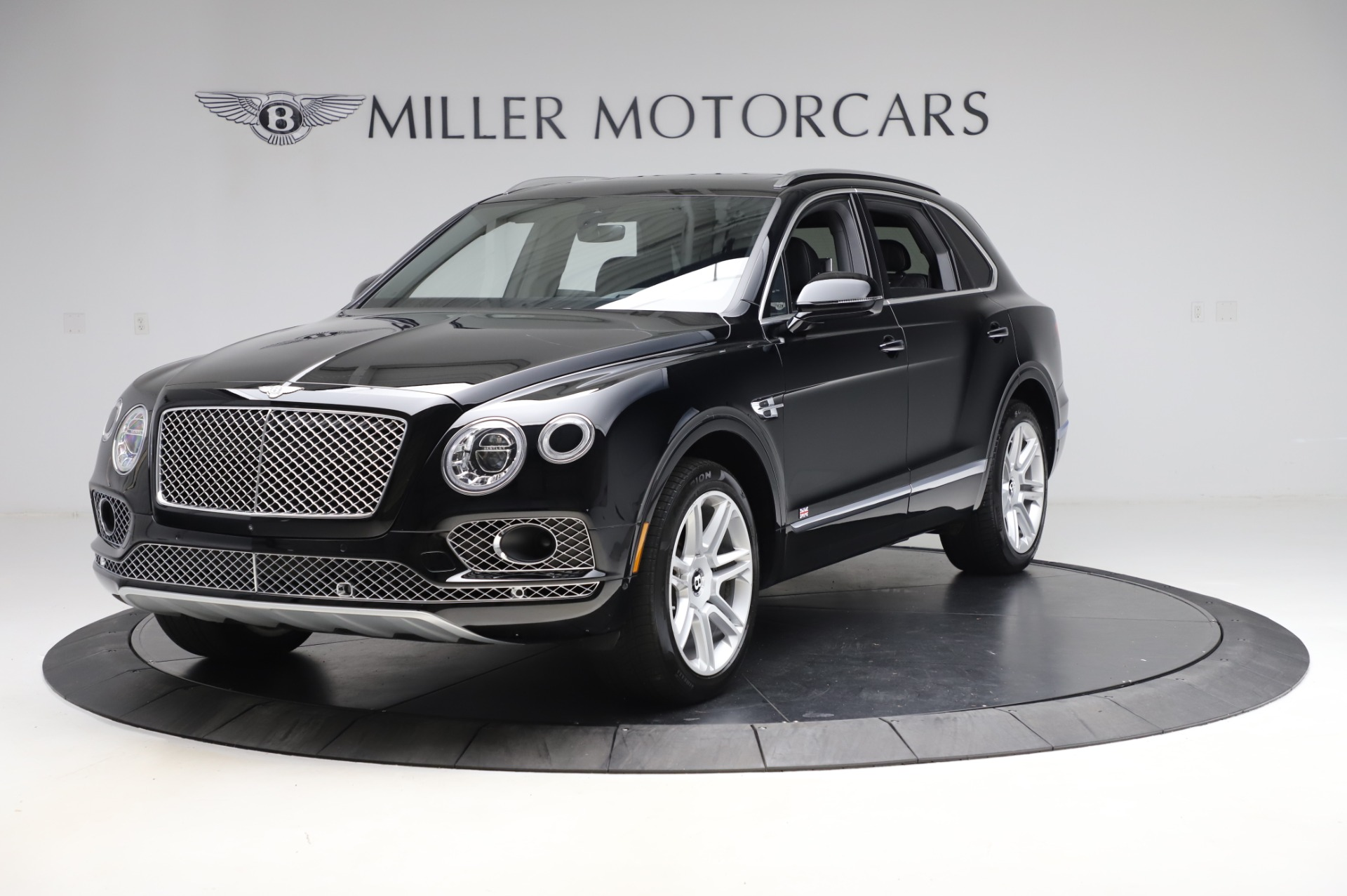 Used 2018 Bentley Bentayga Activity Edition for sale Call for price at Alfa Romeo of Greenwich in Greenwich CT 06830 1