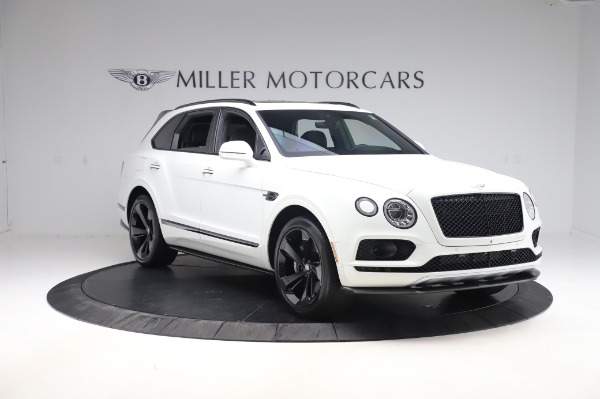 Used 2018 Bentley Bentayga Black Edition for sale $149,900 at Alfa Romeo of Greenwich in Greenwich CT 06830 11