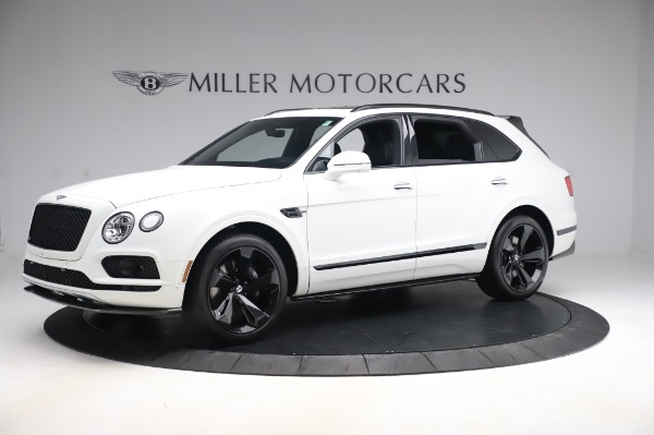 Used 2018 Bentley Bentayga Black Edition for sale $149,900 at Alfa Romeo of Greenwich in Greenwich CT 06830 2