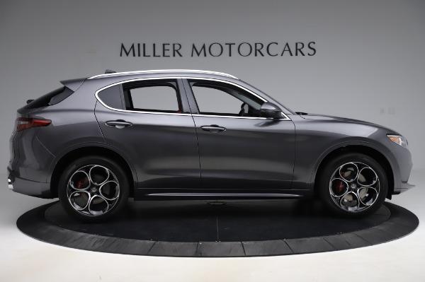 New 2020 Alfa Romeo Stelvio Ti Q4 for sale Sold at Alfa Romeo of Greenwich in Greenwich CT 06830 10