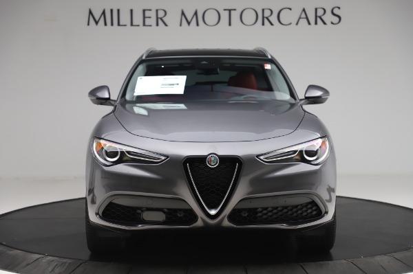 New 2020 Alfa Romeo Stelvio Ti Q4 for sale Sold at Alfa Romeo of Greenwich in Greenwich CT 06830 13