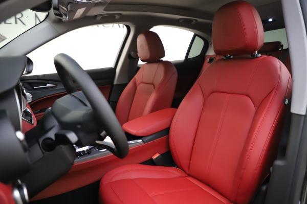 New 2020 Alfa Romeo Stelvio Ti Q4 for sale Sold at Alfa Romeo of Greenwich in Greenwich CT 06830 16